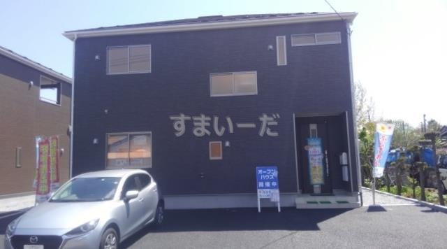 クレイドルガーデン 十和田市ひがしの 第1の外観①