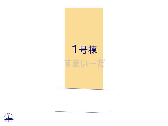 リーブルガーデン 堺中区福田10期の見取り図