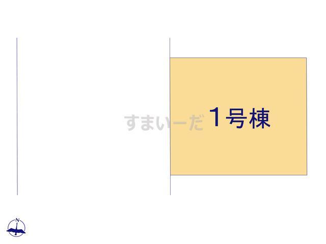 ハートフルタウン 大田区新蒲田IIIの見取り図