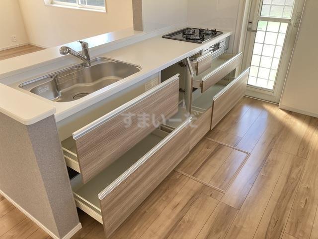 リーブルガーデン 熊谷上須戸第6の外観②