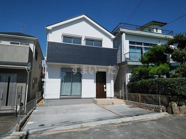 ハートフルタウン 神戸垂水城が山の外観①