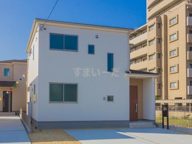 グラファーレ 名古屋市宝神13期5棟の外観①