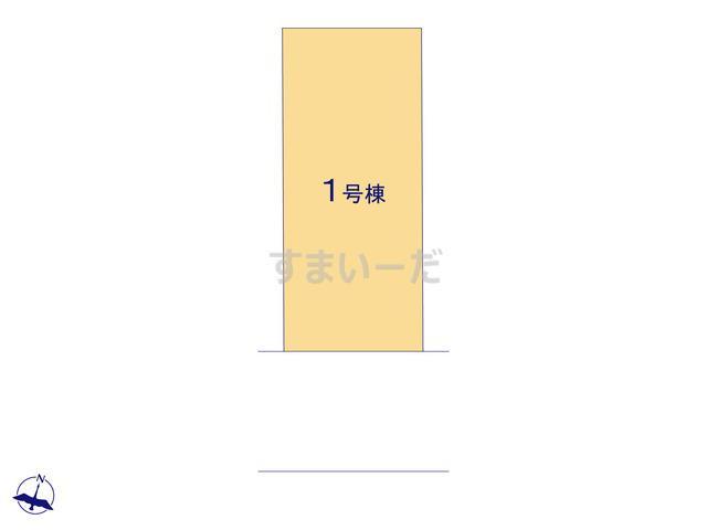 グラファーレ 広島市井口1棟の見取り図