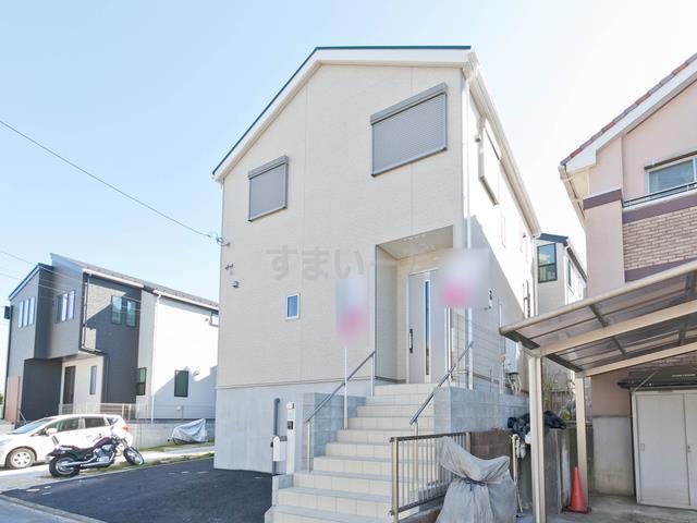 クレイドルガーデン 横浜市神奈川区羽沢町 第17の外観①