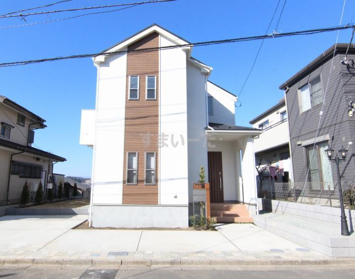 ブルーミングガーデン 横浜市金沢区西柴2丁目2期1棟の外観②