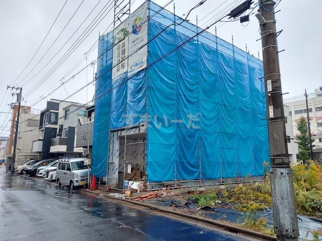 ハートフルタウン 江戸川区松島6期の外観①