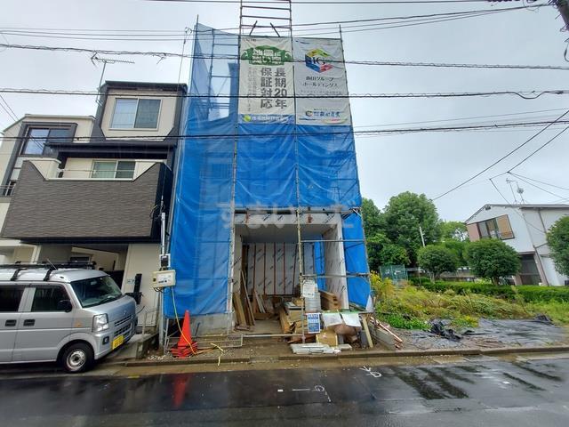 ハートフルタウン 江戸川区松島6期の外観②