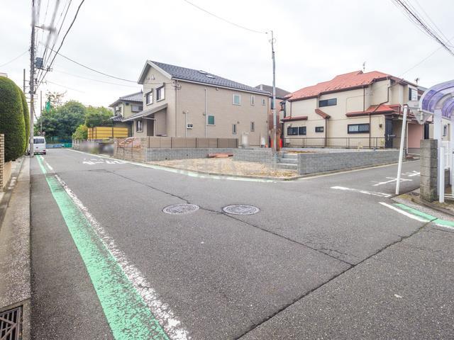 クレイドルガーデン 横浜市港南区東永谷 第6の外観②