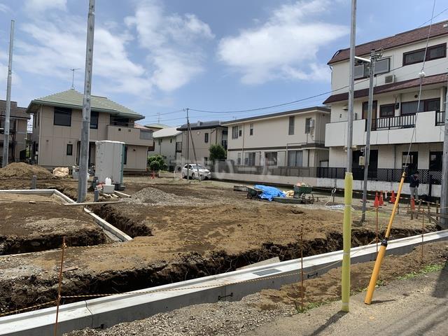 グラファーレ 平塚市宮松町8棟の外観①
