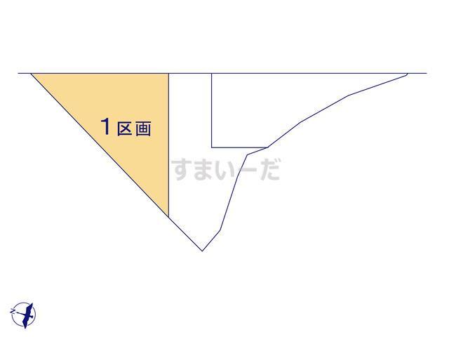 ハートフルタウン 葵区北10期の見取り図
