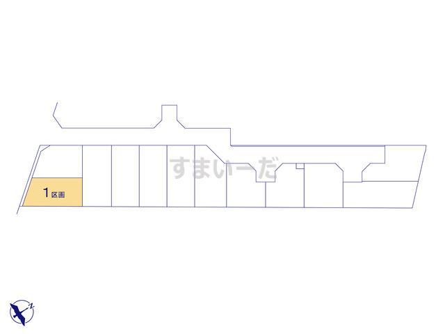 リナージュ 相模原市南区古淵21-1期の見取り図
