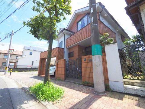 京王線【分倍河原駅】徒歩14分。