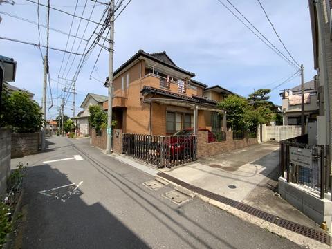 最寄り駅、京王線「東府中」駅まで徒歩4分です。