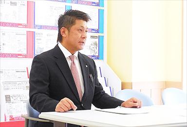 店長代理:佐藤 和彦(横須賀店)