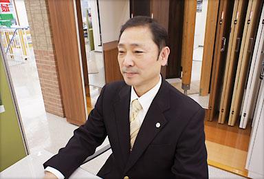 店長代理:入江 淳(都筑店)