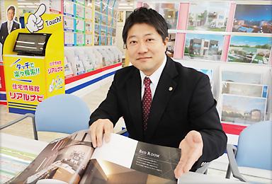 店長:林 秀幸(横須賀店)