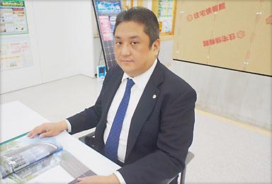 半井 克明(越谷店)