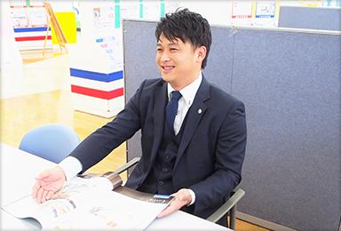 店長代理:関 吉洋(相模原中央店)
