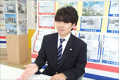 店長代理:田口 隆行(春日部店)