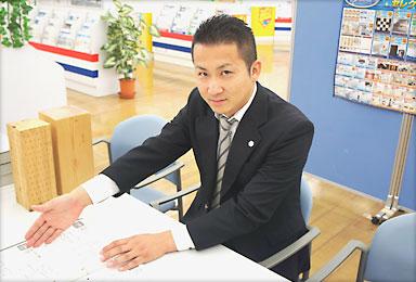 店長代理:今泉 辰朗(越谷店)