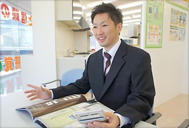 店長代理:西田 充(久喜店)