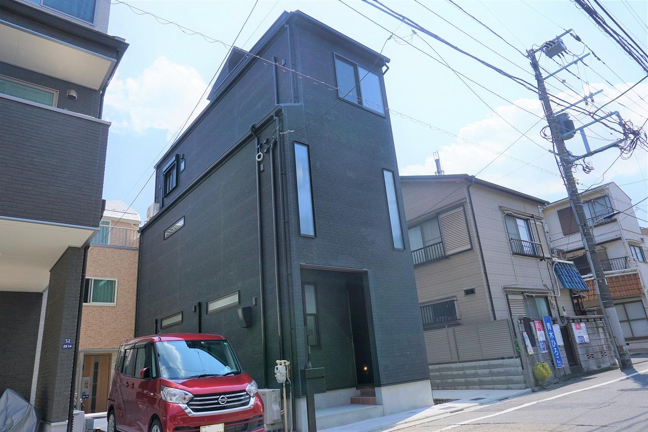 新築未入居戸建。こだわりの注文住宅です。