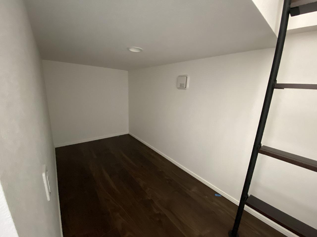 二段ベッドで収納スペースとしても活用可能です!(賃貸部分)