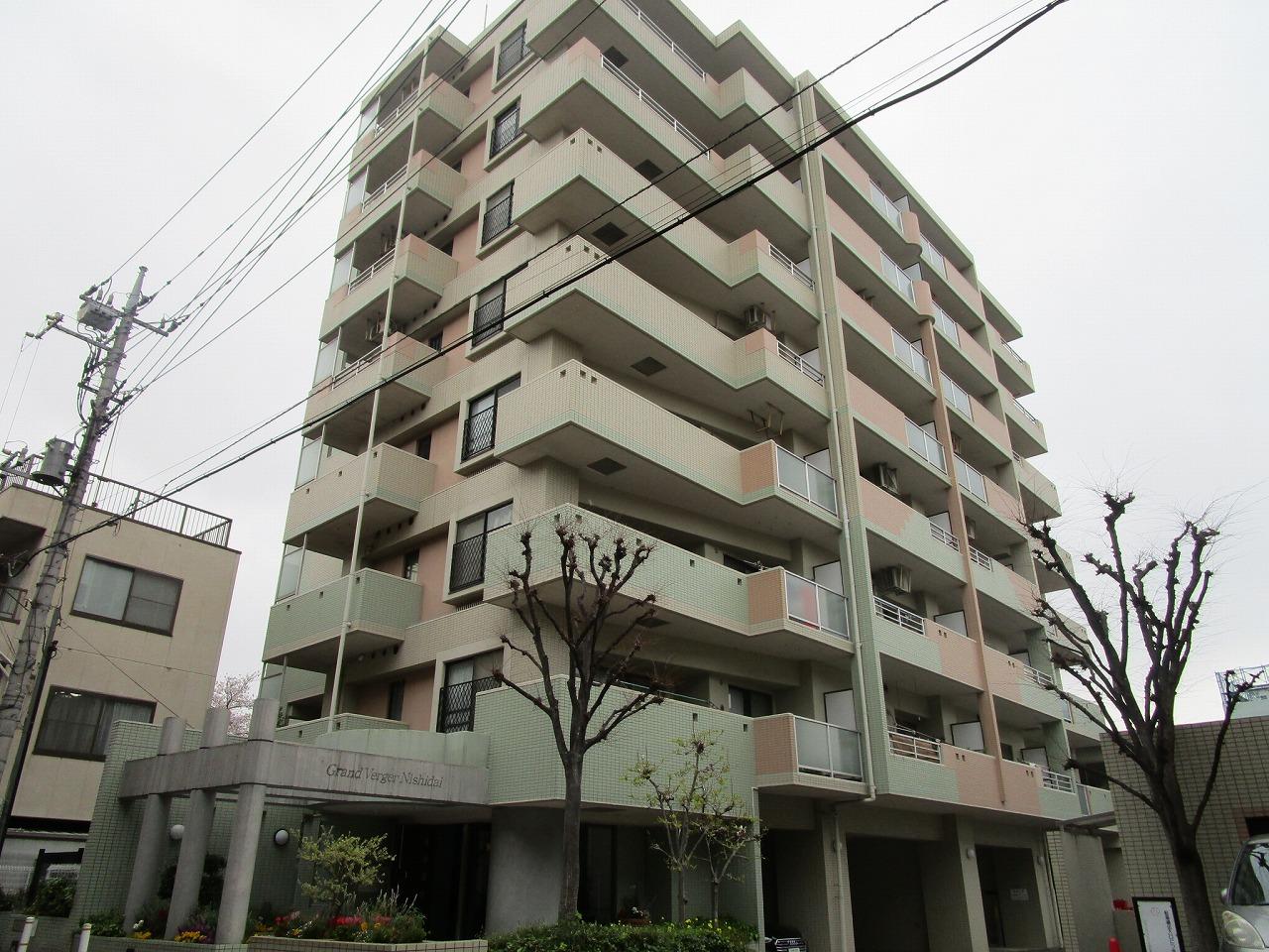 8階建て高層マンション☆彡