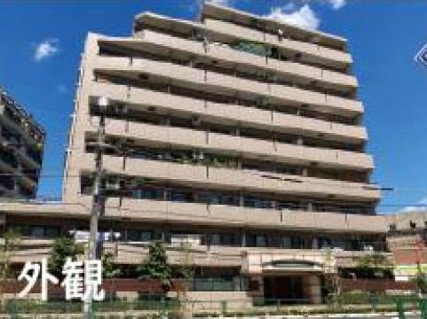 「西台駅」徒歩4分!眺望の良い立地のマンションです!