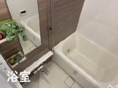 浴室新設しております!