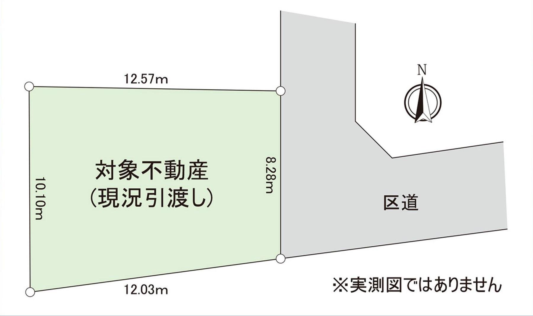 土地面積:114.67平米