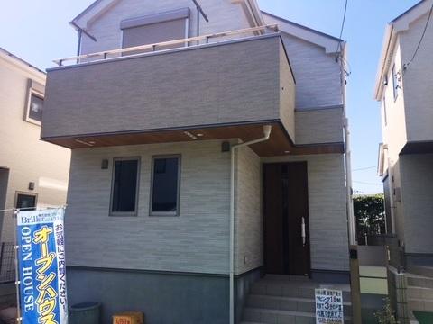 西東京市東伏見2丁目B号棟 LDK17.2帖床暖房付 駅徒歩3分の好立地