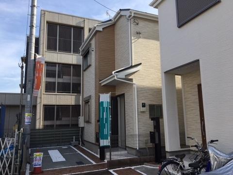 西東京市北町6丁目9号棟 大型分譲開発地 ゆとりの5LDK