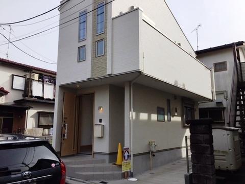 西東京市下保谷2丁目1号棟 駐車2台可 駐車2台可 LDK17帖超床暖房付 ロフト付