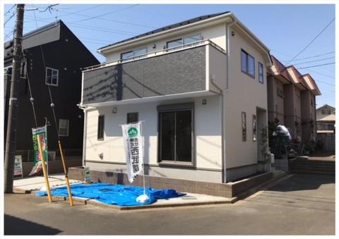 西東京市柳沢5丁目1号棟 東南角地 駐車2台可 全居室南向き LDK18.75帖