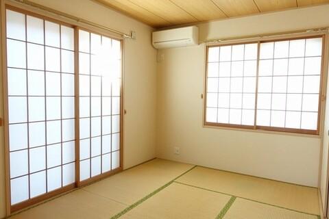 【和室】客間など多目的に使える和室がございます