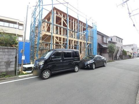 【前面道路含む現地写真】住宅ローンもお気軽にご相談ください