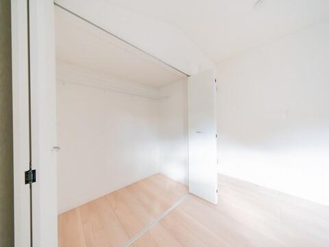 【収納】大容量の収納で住空間すっきり広々