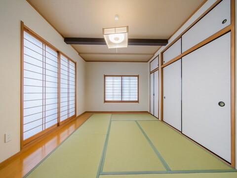 【洋室】クリーニング済みで綺麗な室内です