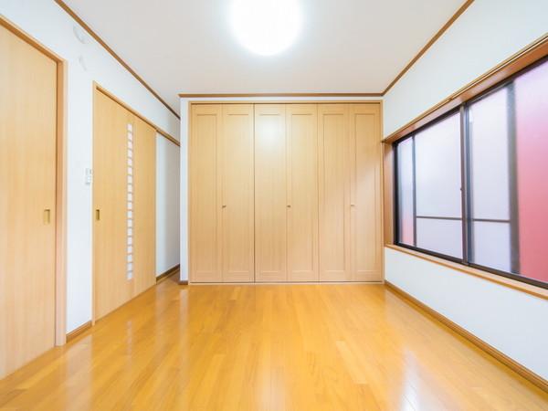 【収納】収納スペース充実の住まいです
