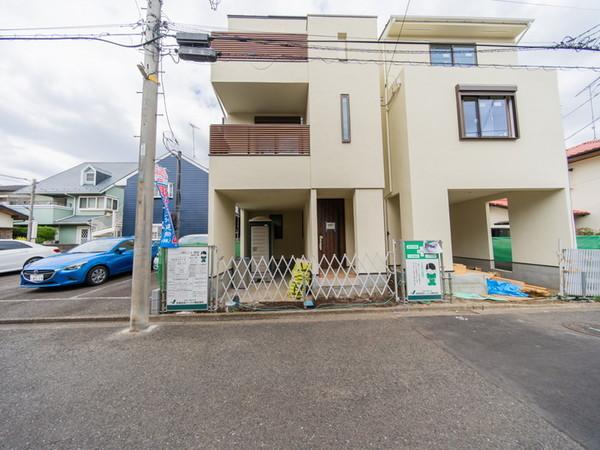 【外観】最寄駅は小田急線「相模大野」駅