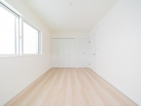 【子供部屋】子ども部屋にも寝室にもぴったりな洋室です