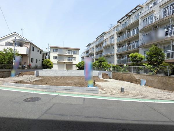 【前面道路含む現地写真】経済的な都市ガスをご使用頂けます
