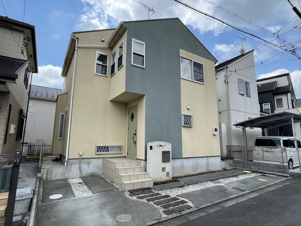 【外観】最寄駅は横浜線「淵野辺」駅