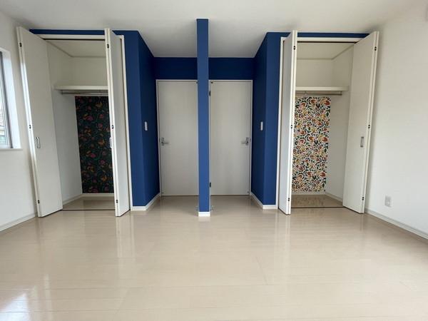 【収納】豊富な収納でお部屋広々使えます