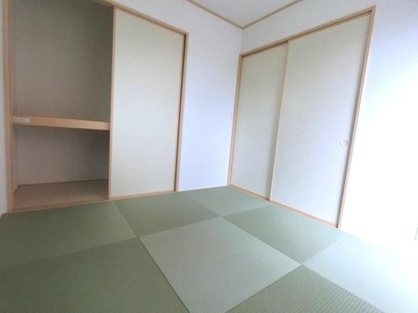 【収納】全居室に収納スペース完備しております!