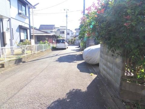 【前面道路含む現地写真】無料にて参考プランをご提案できます!