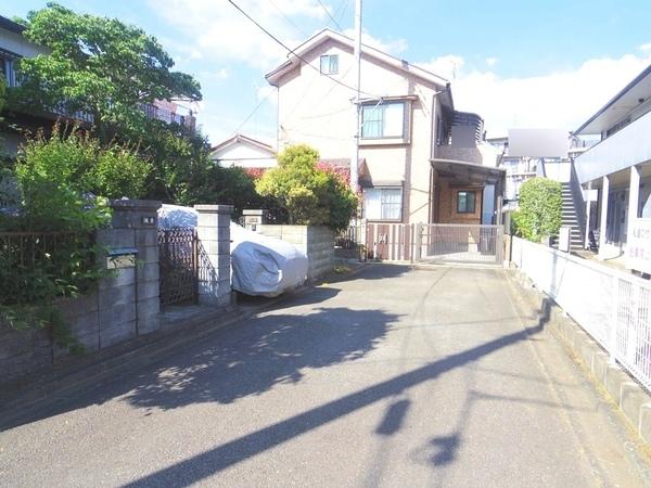 【前面道路含む現地写真】住宅ローンもお気軽にお問い合わせください