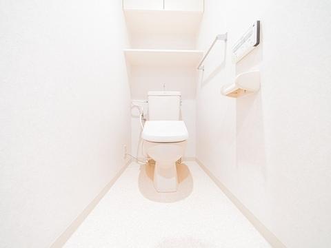 【トイレ】(2020年05月13日撮影)