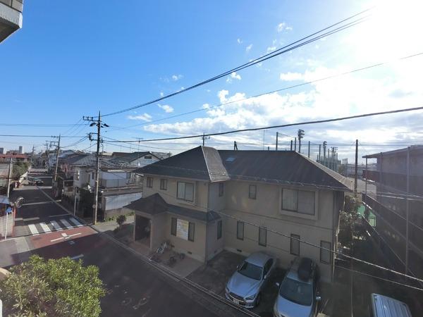 【現地からの眺望】